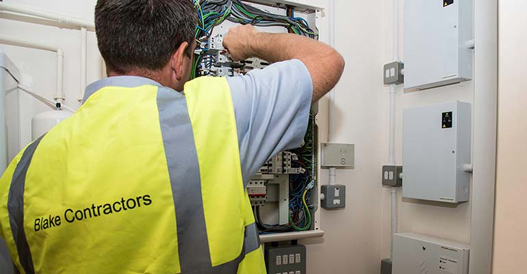 Electrical contractors, Southend